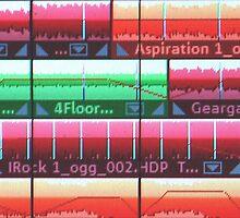 Music Score. by - nawroski -