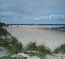 Port Marsh Strand by WatscapePhoto