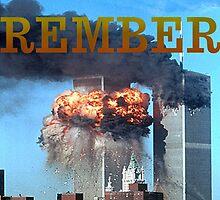9/11 memorial #2 by nukedude24