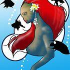 Mermaid by JusticeBrooks