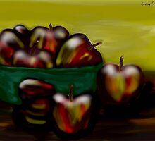 Apples by Sherry Cornett