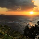 Bali Hai Sunset by James Eddy