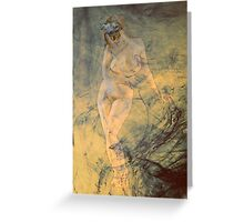 The Oracle of Delphi Greeting Card