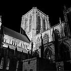 York Minster Lighting by Mat Robinson