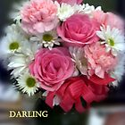 DARLING....YOU ARE ON MY MIND by Heidi Mooney-Hill