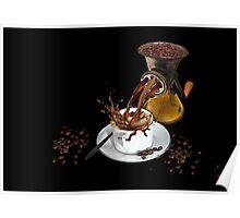 Fresh Coffee Poster