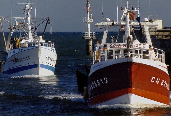 le Cap Nordet et  le Sandy by cclaude