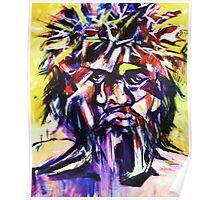 Black Christ Poster