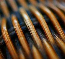 Woven Wicker by KAGPhotography