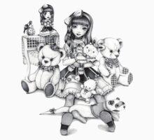 Lolita Boudoir Kids Clothes