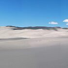 The Great Sand Dunes by TitusXavier