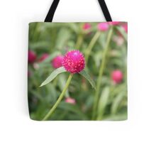 Summer Purple - Gomphrena Tote Bag
