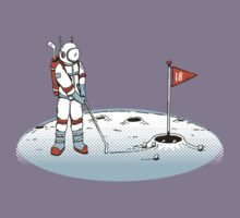 Lunar Golf 2000 by beardo