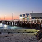 Busselton Jetty by mncphotography