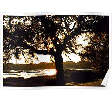 Beaufort Sundown Poster