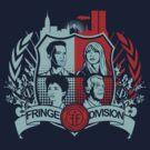 Fringe Division Crest  by Tom Trager