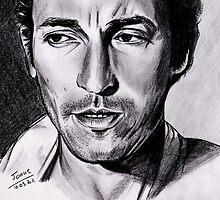 Bruce Springsteen by jos2507