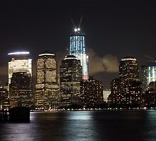 Freedom Tower by Nycon360