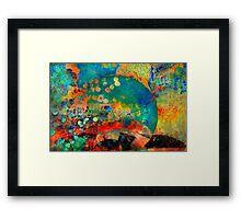 One Art Cell Framed Print