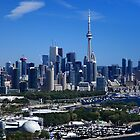 Toronto Ontario Canada skyline by Eros Fiacconi (Sooboy)