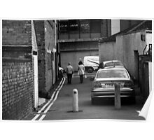 Back Streets Poster