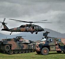 Aust Army by Steven  Agius