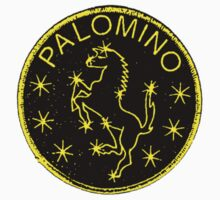 Palomino by David Cumming
