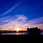 Weston Super Mare Pier by toff955