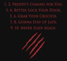 Freddy Rhyme T-Shirt