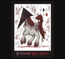 Pyramid Head Pony by Booshboosh