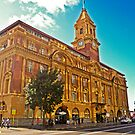 Auckland Ferry Building by TonyCrehan