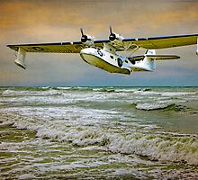 Catalina Flying Boat by Chris Lord