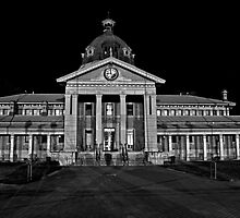 Bathurst Historic Court House by bazcelt