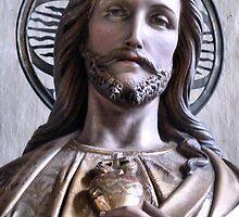 Jesus of Nazareth by SoulSparrow