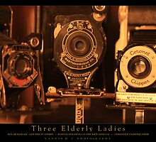 Three Elderly Ladies by Yannis Hatzianastasiu