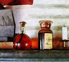Syrup of Rhubarb by Susan Savad