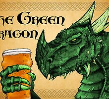 The Green Dragon by SamMcGorry