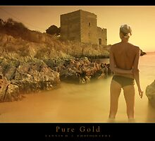 Pure Gold by Yannis Hatzianastasiu
