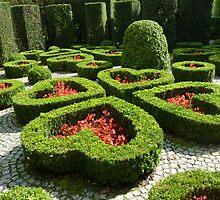 Le Jardin du Coeur by bubblehex08