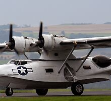 Consolidated PBY Catalina by Matthew Colvin de Valle