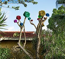 Ju Ju Fruit Tree by GolemAura