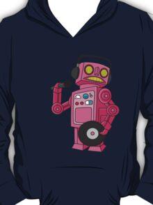 hey robot dj T-Shirt