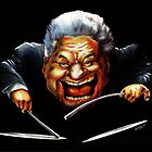 Tito Puente caricature by kiko