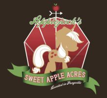 Applejack's Sweet Apple Acres by Rachael Thomas