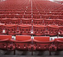 Stadium Seating by Laurie Perry