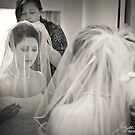 Emaly getting ready by idphotography