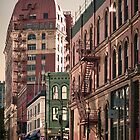 Early Evening, Gastown by Carolann23
