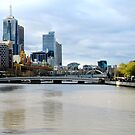 Along the Yarra by Nicki Baker