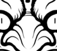 Missmonster logo emblem Sticker