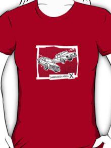 Left Car Right Car T-Shirt